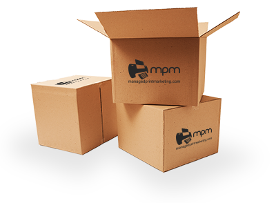 Managed Print Marketing Boxes